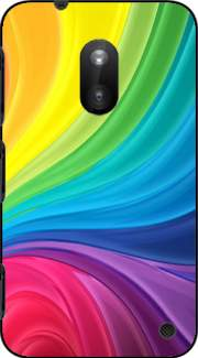Rainbow Abstract Case for Nokia Lumia 620