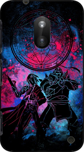Case Alchemist Art for Nokia Lumia 620
