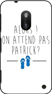 Alors on attend pas Patrick Case for Nokia Lumia 620