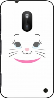 Aristochat Marie Face art Case for Nokia Lumia 620