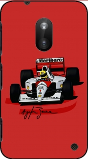 Ayrton Senna Formule 1 King Case for Nokia Lumia 620