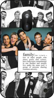 Backstreet Boys family fan art Nokia Lumia 620 Case