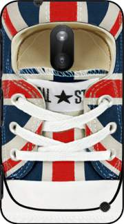 All Star Basket shoes Union Jack London Case for Nokia Lumia 620