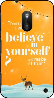 Believe in yourself Case for Nokia Lumia 620