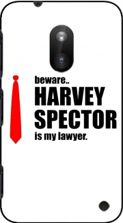 Beware Harvey Spector is my lawyer Suits Nokia Lumia 620 Case