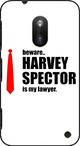 Case Beware Harvey Spector is my lawyer Suits for Nokia Lumia 620