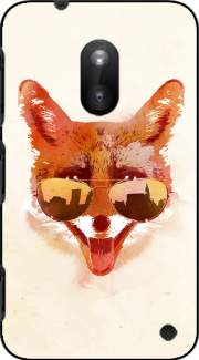 Big Town Fox Case for Nokia Lumia 620