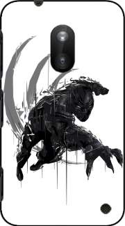Black Panther claw Nokia Lumia 620 Case
