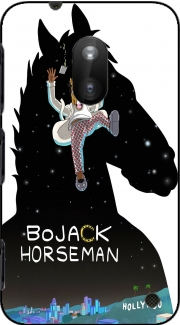 Bojack horseman fanart Case for Nokia Lumia 620