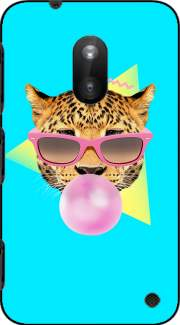 Bubble gum leo Case for Nokia Lumia 620