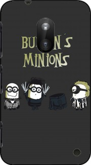 Burton's Minions Case for Nokia Lumia 620
