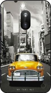 Yellow taxi City of New York City Case for Nokia Lumia 620