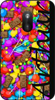 Candy Monogram - Arthur Case for Nokia Lumia 620