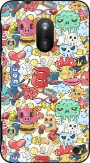 Cartoon Swag Grafiti Personnage Case for Nokia Lumia 620