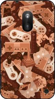 Chocolate Gamers Case for Nokia Lumia 620