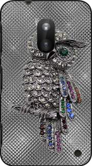 diamond owl Case for Nokia Lumia 620