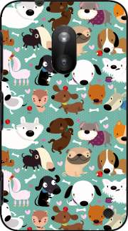 Dogs Case for Nokia Lumia 620