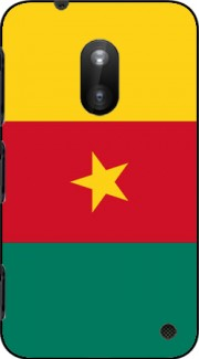 Flag of Cameroon Case for Nokia Lumia 620