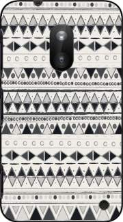 Ethnic Candy Tribal in Black and White Case for Nokia Lumia 620