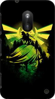 Face of Hero of time Case for Nokia Lumia 620