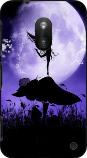 Fairy Silhouette 2 Case for Nokia Lumia 620