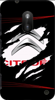 Fan Driver Citroen Griffe Case for Nokia Lumia 620