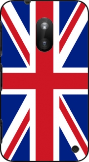 Flag Union Jack Case for Nokia Lumia 620
