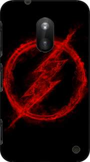 Flash Smoke Case for Nokia Lumia 620