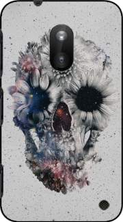 Floral Skull 2 Case for Nokia Lumia 620