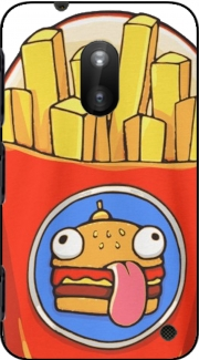 French Fries by Fortnite Case for Nokia Lumia 620