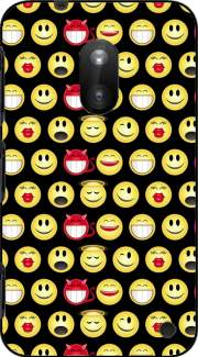 funny smileys Case for Nokia Lumia 620