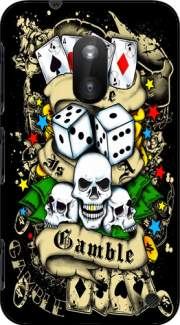 Love Gamble And Poker Case for Nokia Lumia 620
