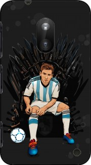 Game of Thrones: King Lionel Messi - House Catalunya Case for Nokia Lumia 620