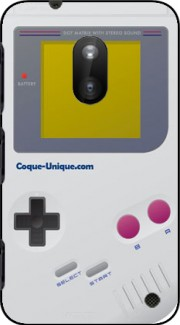 GameBoy Style Case for Nokia Lumia 620