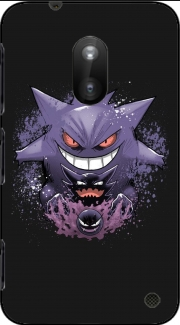 Gengar Evolution ectoplasma Nokia Lumia 620 Case