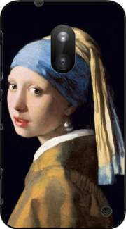 Girl with a Pearl Earring Nokia Lumia 620 Case