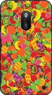 Healthy Food: Fruits and Vegetables V1 Case for Nokia Lumia 620