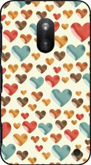 Hearts Case for Nokia Lumia 620