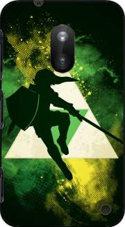 Hero of Time Case for Nokia Lumia 620