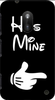 he's Mine - in love Case for Nokia Lumia 620