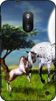 Horses Love Forever Case for Nokia Lumia 620