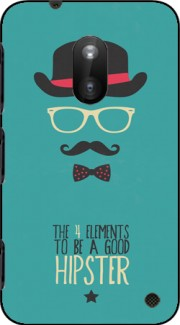 How to be a good Hipster ? Case for Nokia Lumia 620