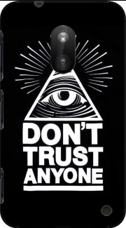 Illuminati Dont trust anyone Case for Nokia Lumia 620