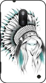 Indian Headdress Nokia Lumia 620 Case