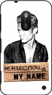 James Dean Perfection is my name Case for Nokia Lumia 620