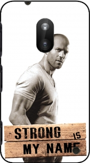 Jason statham Strong is my name Case for Nokia Lumia 620