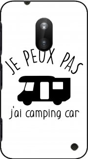 Je peux pas jai camping car Case for Nokia Lumia 620