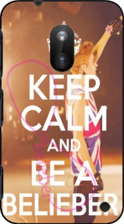 Keep Calm And Be a Belieber Case for Nokia Lumia 620