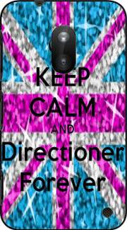 Keep Calm And Directioner forever Case for Nokia Lumia 620