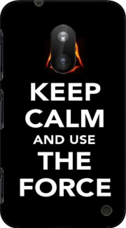 Keep Calm And Use the Force Case for Nokia Lumia 620